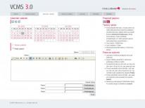 TCMS (VCMS) Systém pre správu obsahu